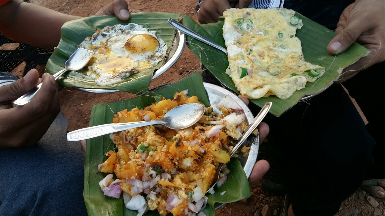 Kerala Street Food Thattukada Food