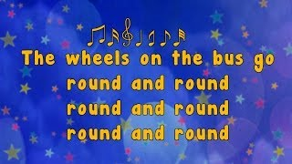 Karaoke - Karaoke - Wheels on the Bus