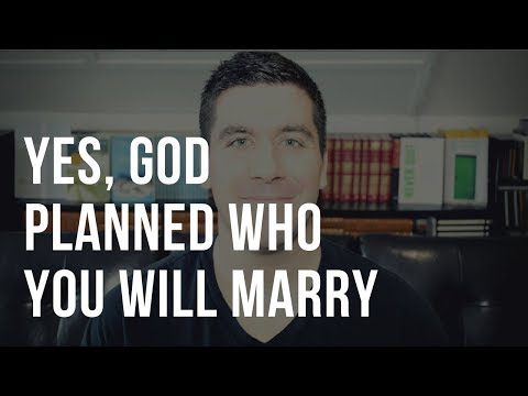 Does god choose your spouse