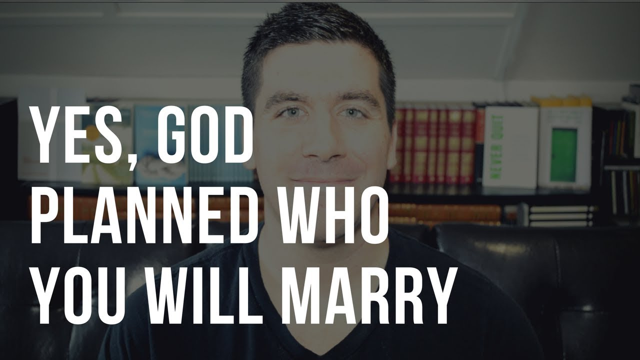 Does god know who i will marry