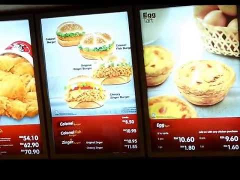 Halal KFC Kuala Lumpur Malaysia Moe Bulldogs