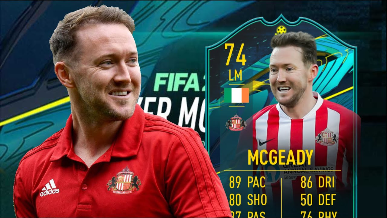 74 PLAYER MOMENTS AIDEN MCGEADY PLAYER REVIEW I FIFA 21 - YouTube