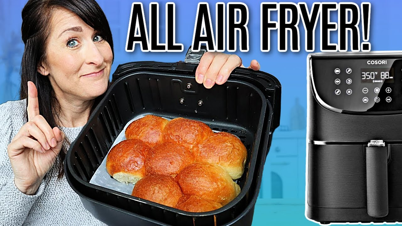 Download 15 Things You Didn't Know the Air Fryer Could Make → What to Make in Your Air Fryer