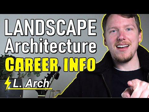 Career In Landscape Architecture