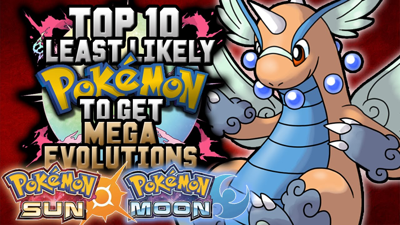 Mega Evolution is Evil in Pokemon Ultra Sun and Ultra Moon