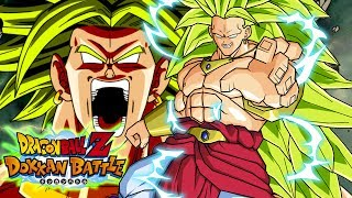 HE DOESNT HAVE OVER IN A FLASH? SSJ3 BROLY EXTREME TEQ BREAKDOWN! DBZ Dokkan Battle!