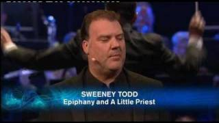 Sweeney Todd - Epiphany, A Little Priest (2/2) - Proms 2010