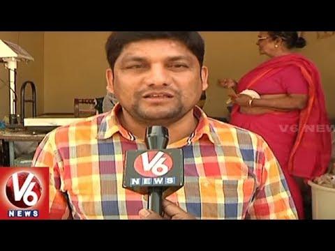 Sankranti Festival Celebrations | Special Story On Home Food Business In Nizamabad Dist | V6 News