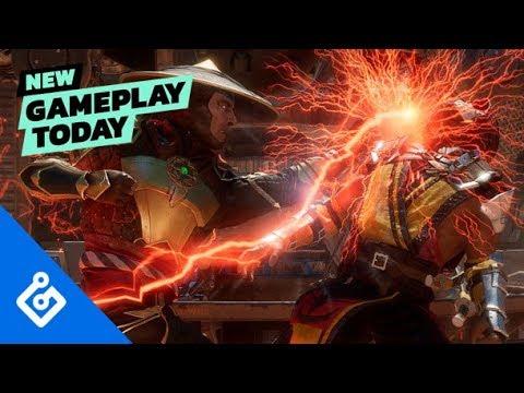 New Gameplay Today – Mortal Kombat 11 thumbnail