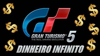 Dinheiro Infinito - Gran Turismo 5 XL Edition