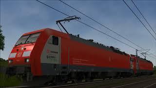 Open Rails l DB EG 3100