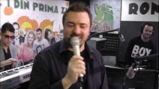 Horia Brenciu &amp HB Orchestra - Cantece de alta data (Colaj - Live la Radio ZU)
