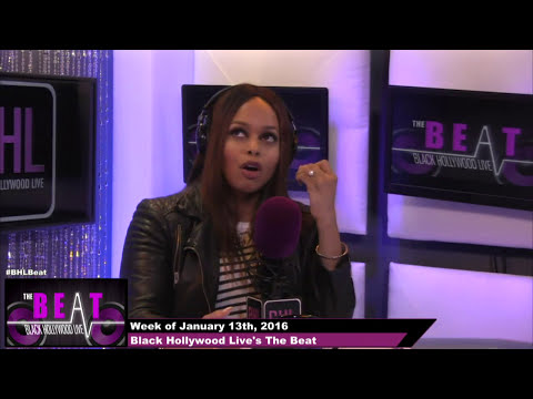 Chrisette Michele Interview, Remembering David Bowie and More! | BHL's The Beat