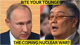 Putin Stunned By Words Of Japanese Journalist: What Are You Talking About!?