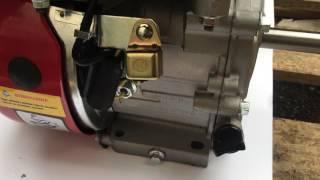 Двигатель бензиновый Viper 168FB 6,5 л.с.