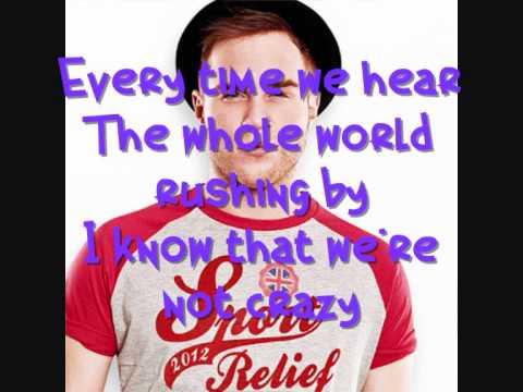Olly Murs - Busy - Lyrics