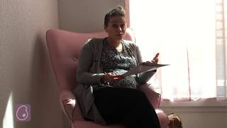 Christelle, enceinte de jumelles, parle de BellyBulle