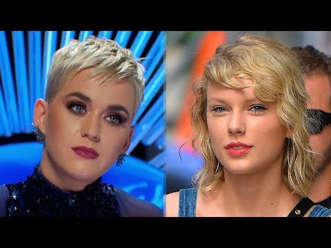 Katy Perry SHADES Taylor Swift After American Idol Contestant Gushes Over Her