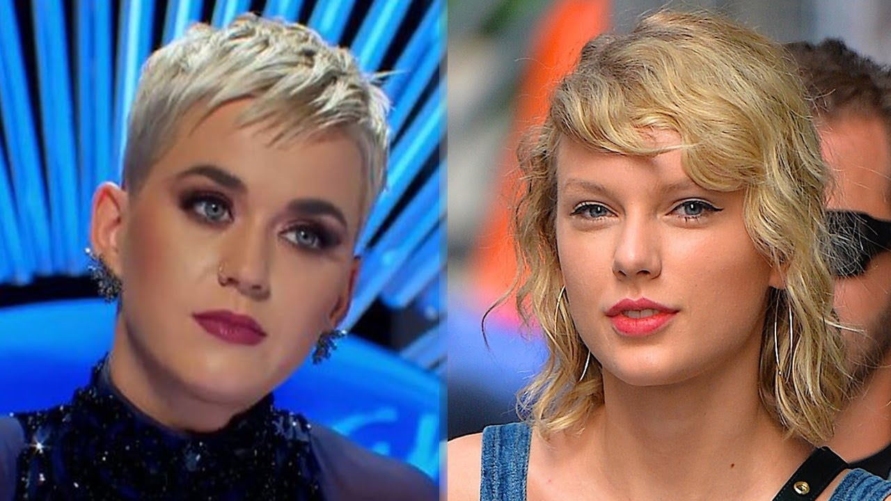 Katy Perry Shades Taylor Swift After American Idol Contestant Gushes Over Her Youtube