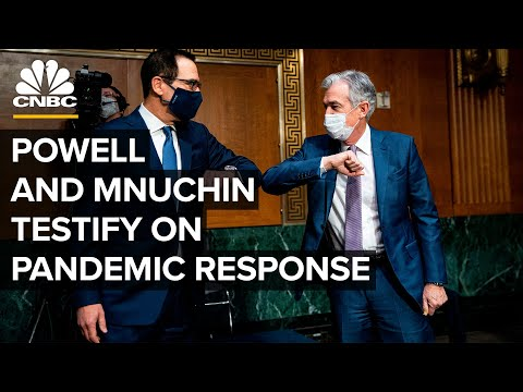 Congress examines Treasury and Fed's Covid-19 pandemic response — 12/2/2020