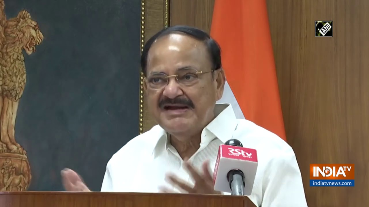 Food, agriculture and trade policies have to be constantly updated to suit times: VP Naidu