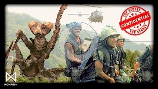 THE VIETNAM MONSTER - The Monarch Files (Kamacuras Attacks)