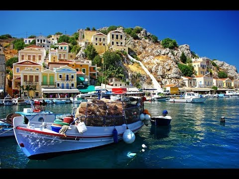 Visit Greece | Dodecanese gems from above