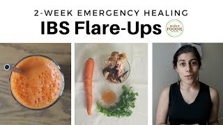 Severe Stomach Pain + Bloating 2-week Recovery Plan | IBS Flare-Up Healing