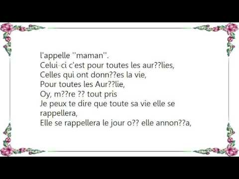 Colonel Reyel - Aurélie Lyrics