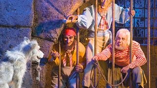 WDW Pirates Of The Caribbean { POV } Magic Kingdom Florida