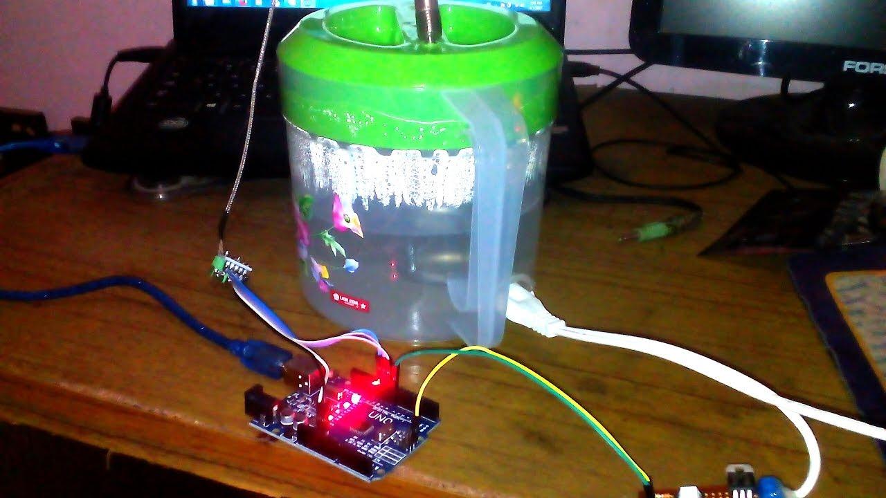 Membuat Kontroller Heater Menggunakan PID dan ARDUINO