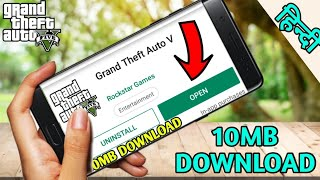 Gambar cover [10MB] HOW TO DOWNLOAD  REAL GTA 5  FOR ANDROID | HINDI