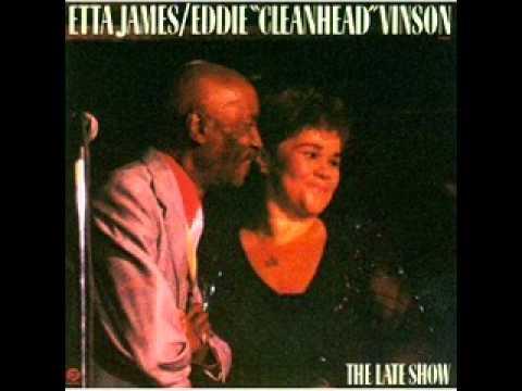 I'd rather go blind - Etta James/Eddie 'Cleanhead' Vinson (Live)