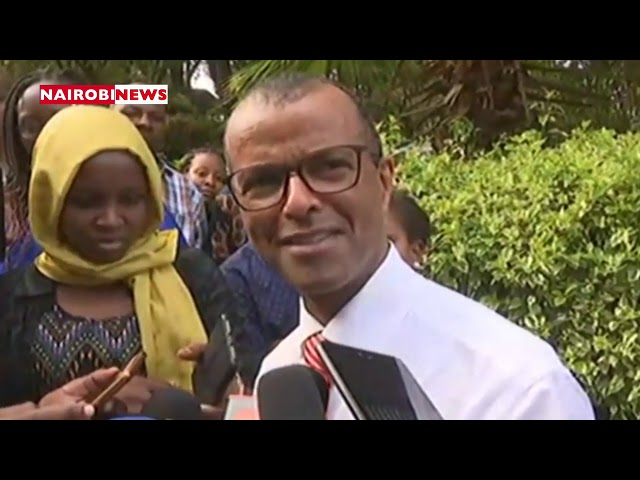 Kinoti knew it was Cohen even before the body was retrieved- Lawyer Murgor