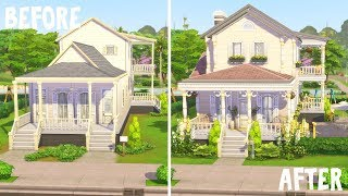 Riverside Roost \ Renovating EA || The Sims 4: Speed Build