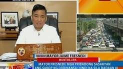 NTG: Panayam kay Muntinlupa City Mayor Jaime Fresnedi