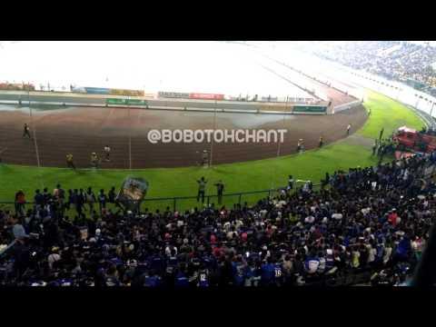 Bobotohchant - Berjuanglah persibku !!! (11-6-2017) #tribunselatan