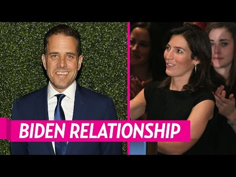 Beau Biden's Widow Is Dating His Married Brother
