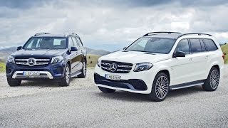 ► Mercedes-Benz Gls-Class - All Videos