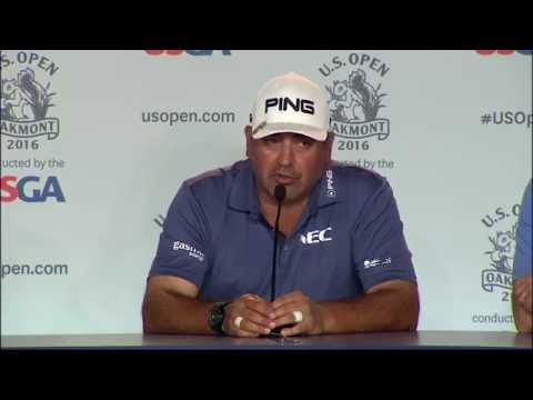Angel Cabrera: Pre-championship Press Conference