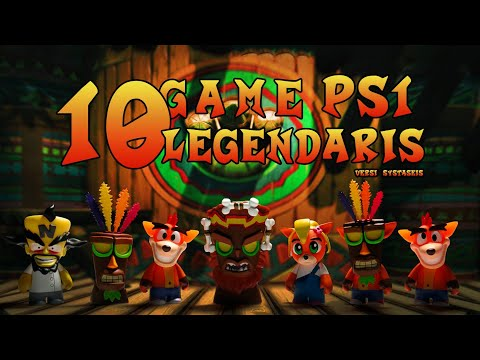 10 Game PS1 Legendaris Terbaik