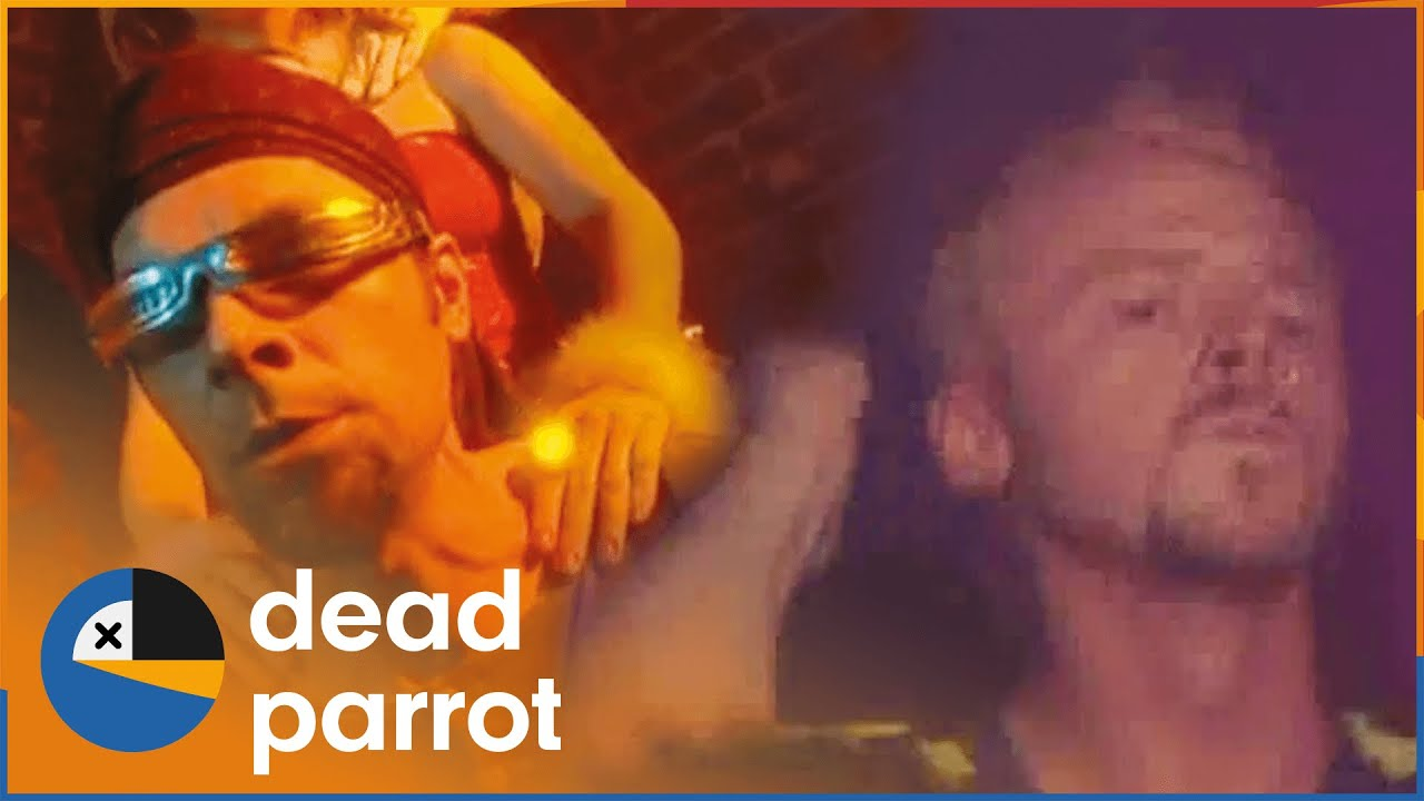 Meet The Clubbers | Spaced | Dead Parrot