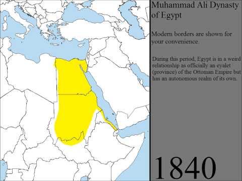 The Muhammad Ali Dynasty of Egypt