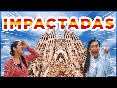 ¡La Sagrada Familia y lo mejor de Barcelona 🤩! | MPV en España 🇪🇸