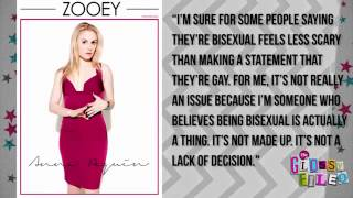 Anna Paquin Talks Bisexuality