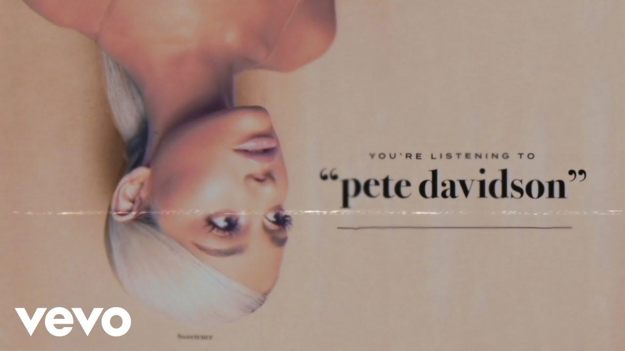 Ariana Grande - pete davidson (Audio)