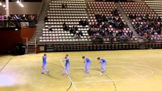 Groot Kwartet NK Show 2014 RC de Oude Molen