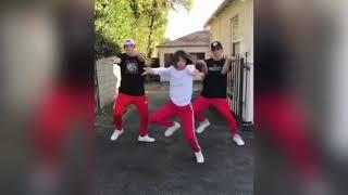 TheWilliamsfam and Baileysok1 dance choreography