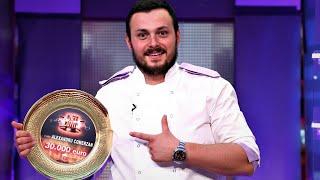 Alex Comerzan este învingătorul sezonului 7 de la Chefi la cuţite!