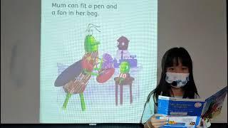 康寧英語教學成果-I班7個月